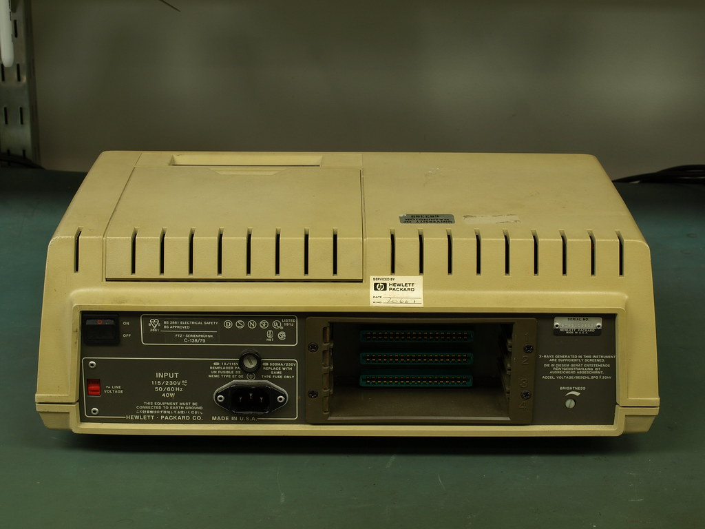 HP85 Computer Teardown
