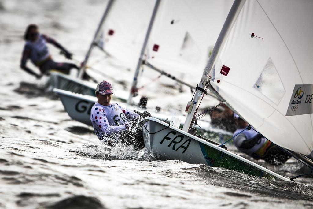 Mathilde de Kerangat Rio 2016_Copyright Sailing Energy - World Sailing