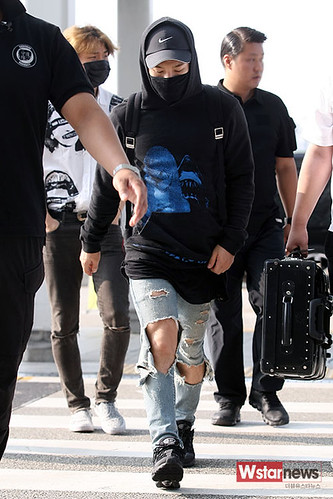 Big Bang - Incheon Airport - 07aug2015 - Wstarnews - 02