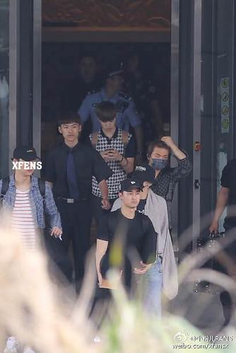 BIGBANG Arrival Nanning (4)