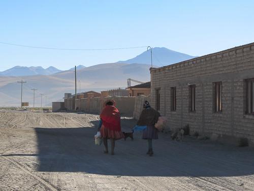 Le Sud Lipez: notre village pour la première nuit