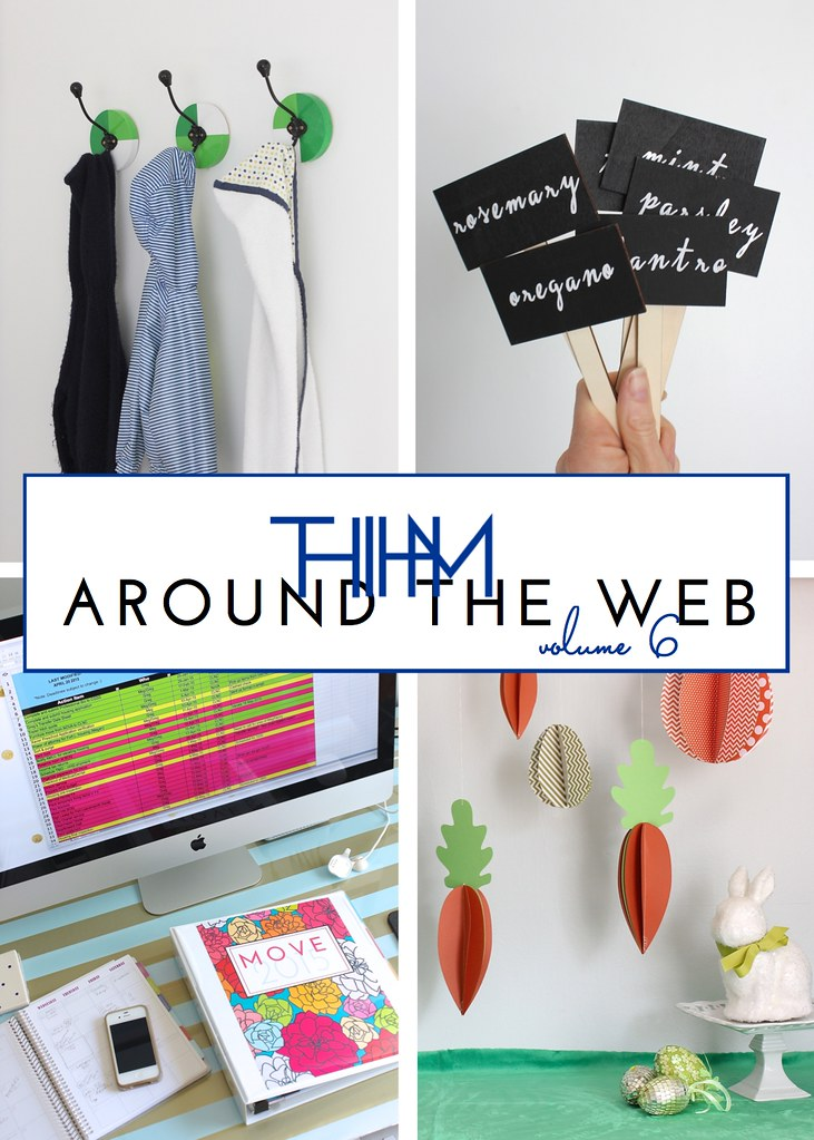 THIHM Around the Web Series Volume 6 - The Homes I Have Made