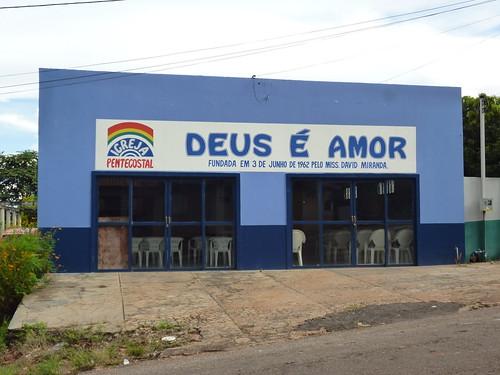 Igreja em Dueré - Tocantins