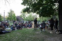 Mocky @ Trinity Bellwoods Park 5/22/2015