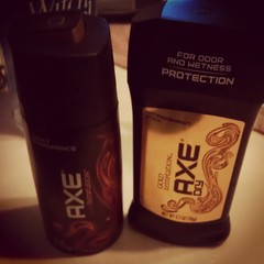 Always get your #Fresh On ;-) #Axe #SBGalaxy #LOVESB