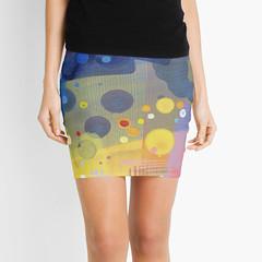 pattern(0.0), swimsuit bottom(0.0), magenta(0.0), trunks(0.0), pocket(0.0), shorts(0.0), clothing(1.0), abdomen(1.0), yellow(1.0), trunk(1.0), skirt(1.0), skort(1.0), design(1.0),