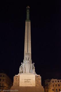 Freedom Monument, Riga July 2014-.jpg