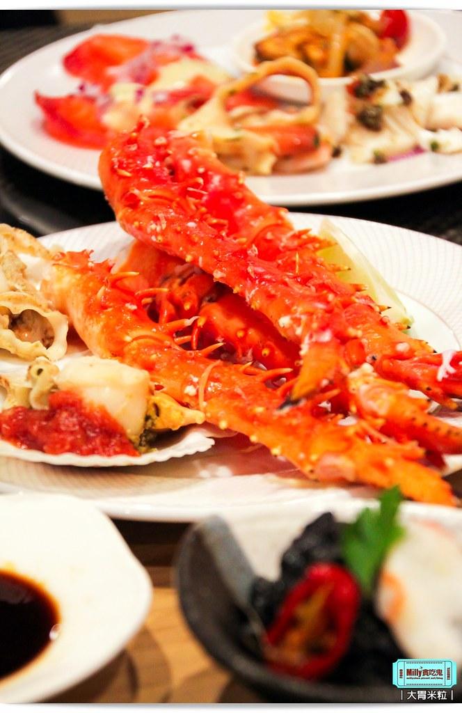 香格里拉CAFE海鮮吃到飽0064