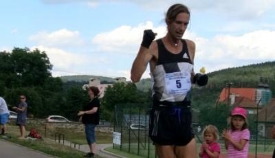 Finále Moravského ultramaratonu v režii Orálka