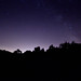 Stars and milky way by moniq84
