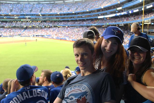 Toronto Blue Jays Fanbase