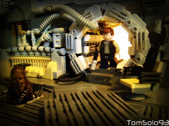 LEGO Star Wars - Millenium Falcon : Home Sweet Home