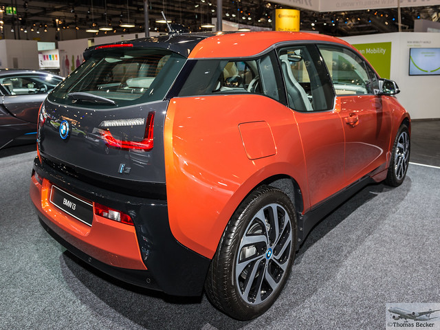 BMW i3 (886393)