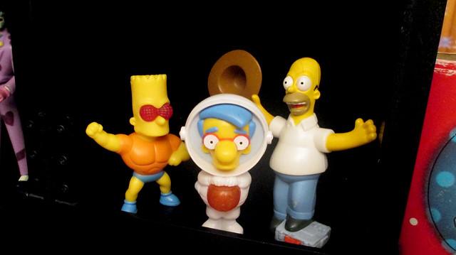 20150530 - yardsale haul - IMG_0462 - Simpsons action figures