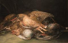 Francisco José de Goya y Lucientes, Still Life with Woodcocks, c. 1808-12, Meadows