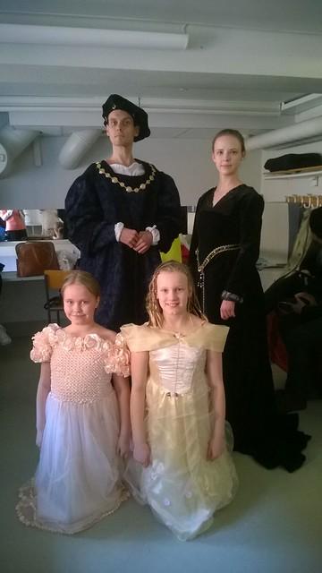 Grand Renaissance family