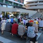 30. Juni - Sommerkonzert auf dem Dorfplatz