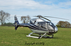Eurocopter EC-120B (Colibri) M-GOLD Airbus Helicopters
