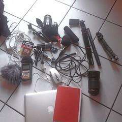 Mobile Reporting - ich packe meinen Koffer und..... #rp15 #Berlin #Startklar