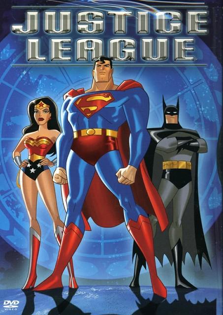 Justice League - Liga Sprawiedliwych