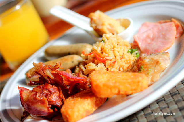 Rama Beach Resort and Villas Bali Buffet Breakfast