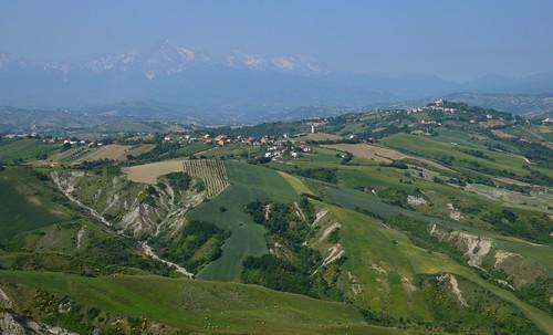 colline d'Abruzzo