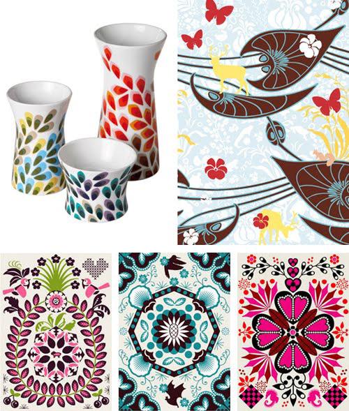 pattern crush : rediscovering Hanna Werning   Emma Lamb