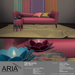 [ARIA] Deva Living Set @ UBER!