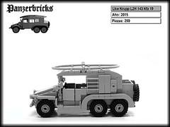 Krupp L2H 143 Kfz 19 de Panzerbricks