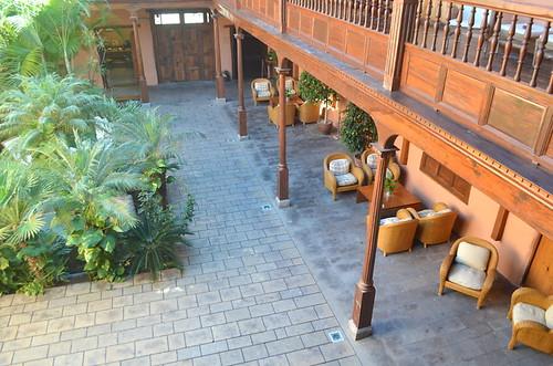 Hotel La Quinta Roja, Garachcio
