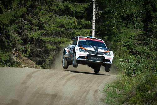 nesteoilrallyfinland norf rally rallyfinland wrc motorsport auto car 2016 finland skoda rallying d800 r5 oreca