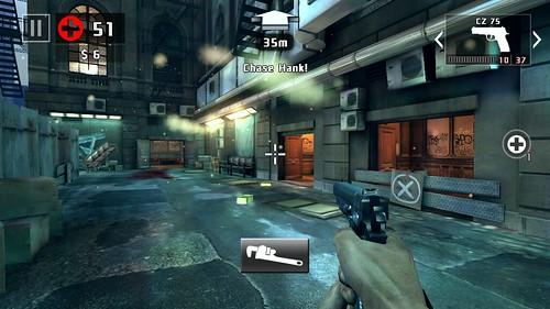 เกม Dead Trigger 2 บน ZTE Blade v7 Lite