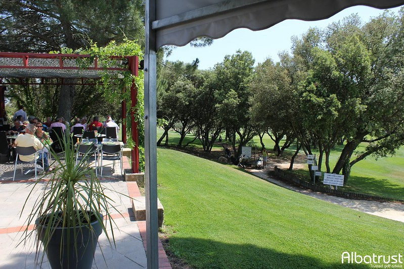 photo du golf Golf de Nîmes Vacquerolles - Club House - ProShop