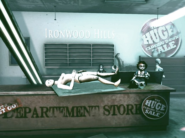 Ironwood Hills - Compartmentalized Mannequin