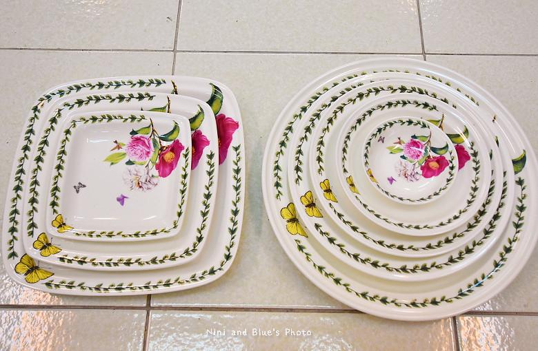 台韓實業台中骨瓷餐具批發杯盤日本碗盤24