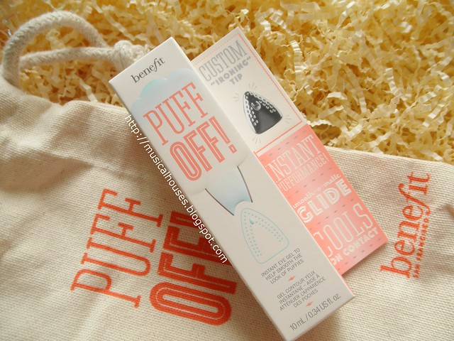 Benefit Puff Off Eye Gel Box
