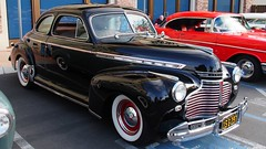 1941 Chevrolet Super Deluxe Coupe '15G 247' 1
