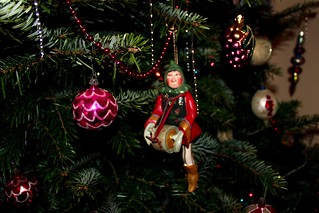 little drummer boy, ornament