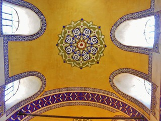 Grand Bazaar Beautiful Ceiling