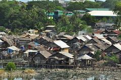 菲律賓 巴拉望公主港 水上人家