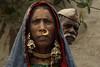 Banjara woman. Near Badami. Karnataka. India.