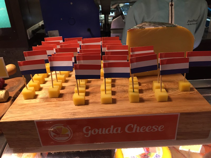 Dutch festival, Foodhall