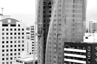 Prédio em construção nos Costa Azul, Salvador