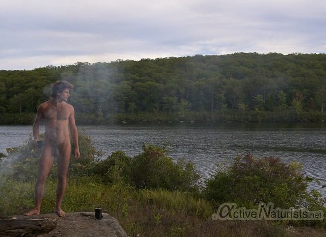 naturist 0033 Harriman State Park, New York, USA
