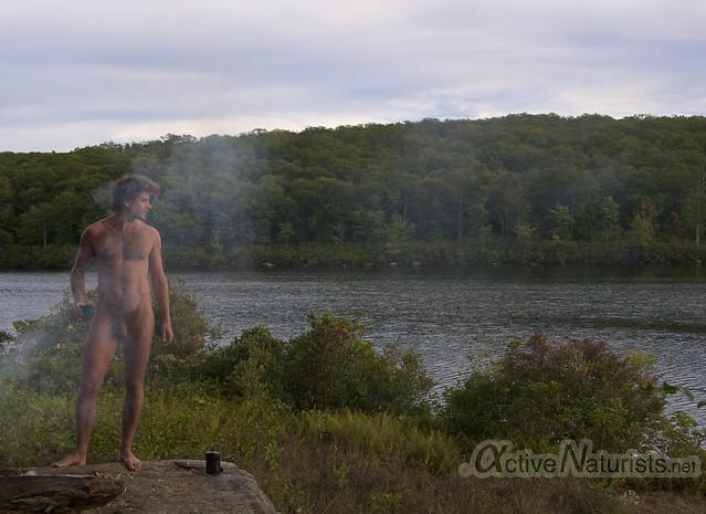 naturist 0033 Harriman State Park, New York, USA