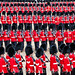 Trooping the colour - 2015