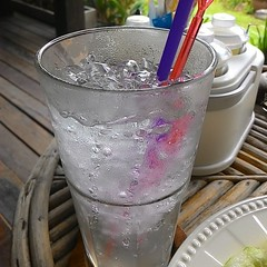 Lemon soda at sala cafe