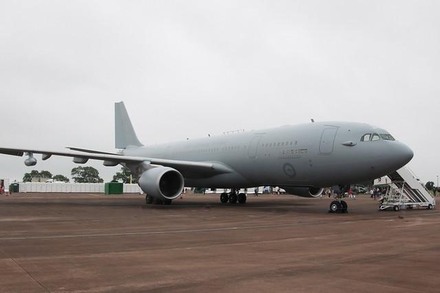 Airbus A330-203MRTT(KC-30A) RAAF A39-001