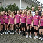 Volley U17 Turnier vom 25. November 2012