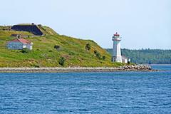 NS-02474 - George's Island Lighthouse